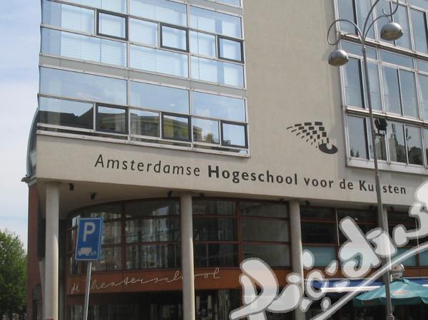 Amsterdam School of the Arts - Amsterdamse Hogeschool voor de Kunsten