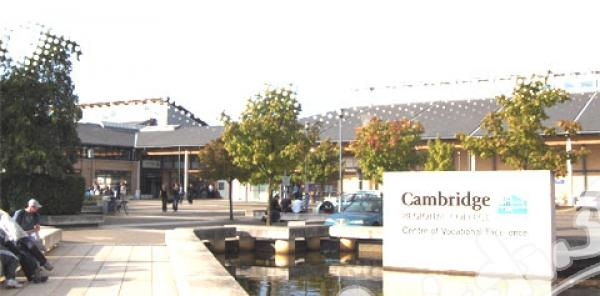 Cambridge University - (Regional College)